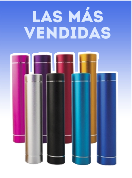 Power bank top ventas ideal para regalos publicitarios de empresa
