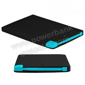f368688db ... Bateria externa movil tamaño tarjeta de credito-Powerbank plano  aluminio 2500 mAh ...