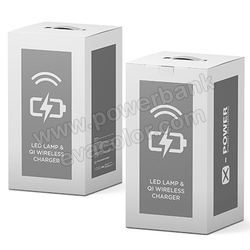 Caja Lampara powerbank induccion