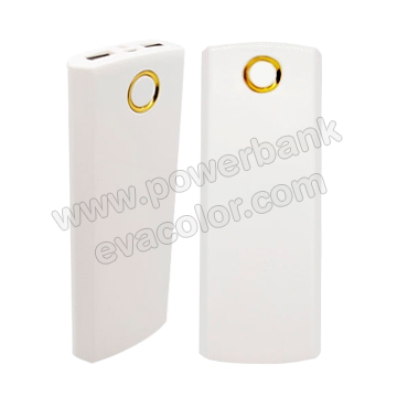 Power bank portable 10000 mAh con sistema de protección de estados de carga
