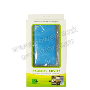 Precio Power bank plano 4400mAh logotipo
