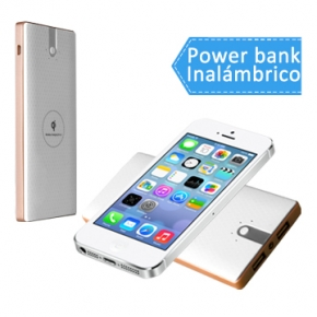 Power bank inalambrico para regalos corporativos originales