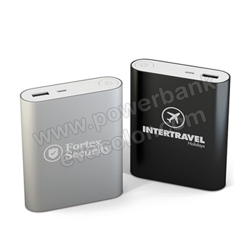 Tablet powerbank 10400mah carga rapida