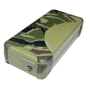 Powerbank camuflaje