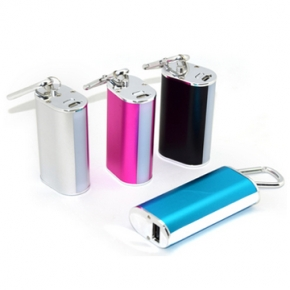 Powerbank con luz led