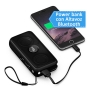 Power bank con altavoz bluetooh y manos libres para regalos tecnologicos originales