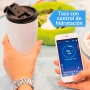 Smart cup inteligente con Bluetooth para controlar su hidratacion a traves del movil-Regalos corporativos personalizados